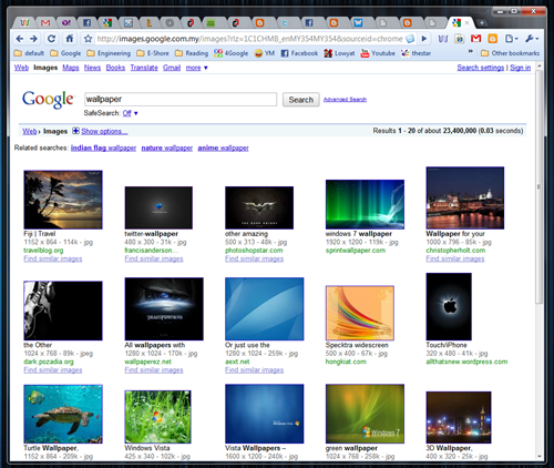 Google Image Search Has Been Changed