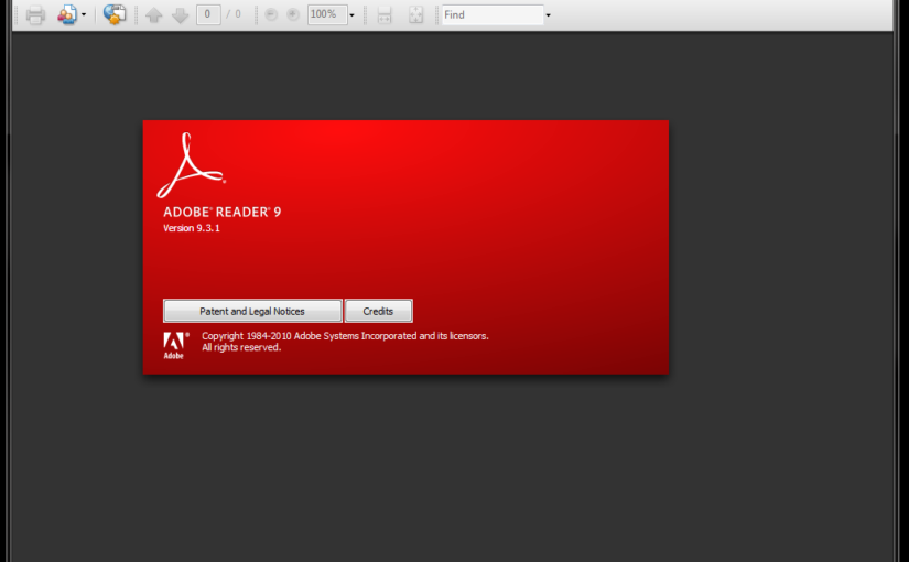 Adobe Reader Tips: Remember Where You Stop Reading